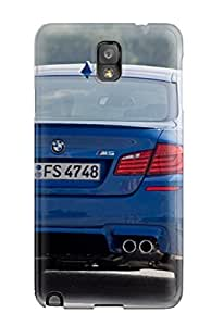 Tpu Case Cover For Galaxy Note 3 Strong Protect Case - Bmw M5 38 Design
