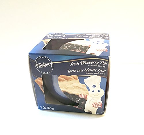 Fresh Blueberry Pillsbury Pie Scented Candle