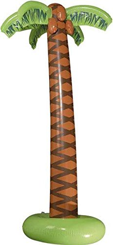 Palmera hinchable 180 cm: Amazon.es: Juguetes y juegos