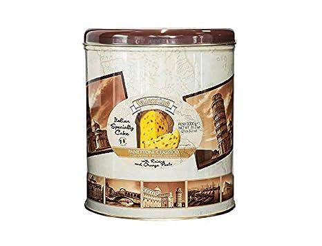 81dd7b2a13 Valentino Panettone Cake, 1 kg: Amazon.co.uk: Grocery