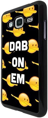 003183 - Dab dabbing on emoji Design Samsung Galaxy J3 2016 ...