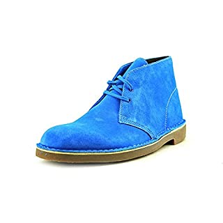 Clarks Men's Bushacre 2 Blue Suede 7.5 M US (B00IGG7A2G) | Amazon price tracker / tracking, Amazon price history charts, Amazon price watches, Amazon price drop alerts
