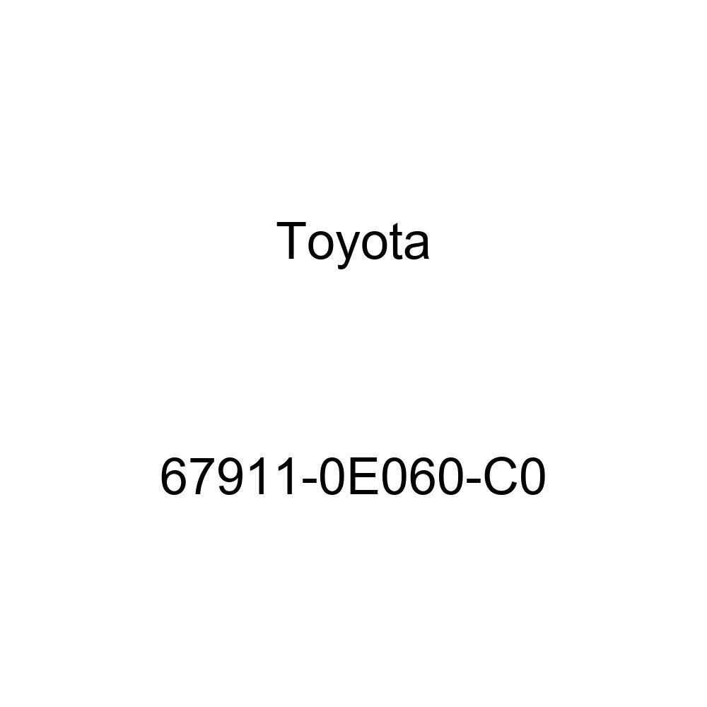 Toyota 67911-0E060-C0 Door Scuff Plate