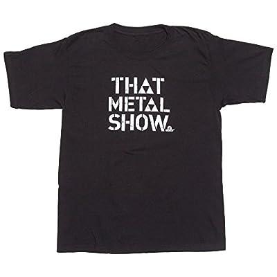 That Metal Show: Distressed Logo Tee