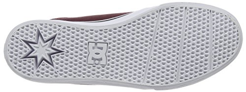 DC Men's Trase Tx Low-Top Sneakers Red (Ox Blood) UxOPV2t