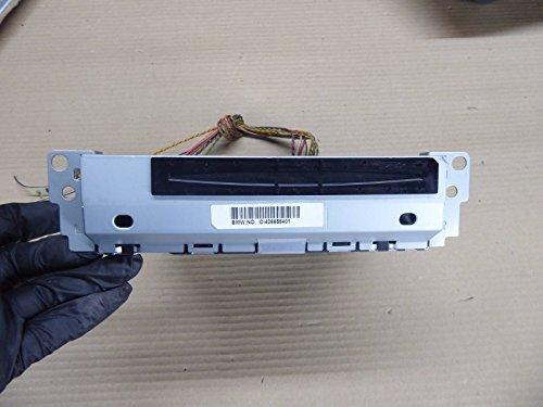 BMW 65124266584 F10 CD RADIO SIRIUS SATELLITE HEAD UNIT OEM 528I 535I 550I