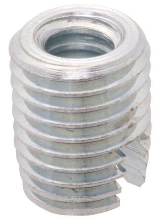 Self Tapping Thread Inserts 3//8-16 THD.709 Lg Stainless Steel 1 Each