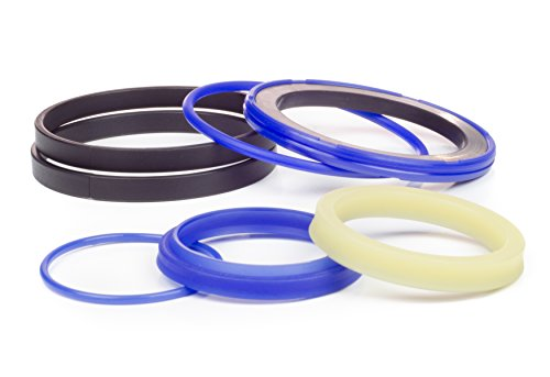 JCB 991-00100 Aftermarket Hydraulic Cylinder Seal Kit by Kit King USA from Kit King USA