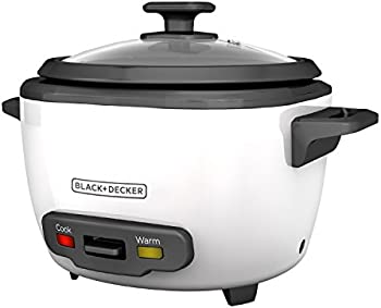 Black+Decker RC516 16-Cup Rice Cooker and Warmer