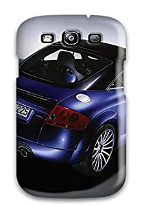 Durable Protector Case Cover With Audi Tt Background Hot Design For Galaxy S3