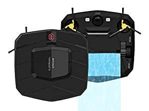 E.Zicom E.Ziclean Robot aspirador Ultra Slim V2, 30 x 30 x 5,5 cm: Amazon.es: Hogar