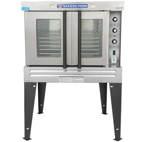 Bakers Pride Cyclone BCO-G1 Full Size Single Gas Convection Oven, 39 x 39 x 63 3/8 inch -- 1 each.