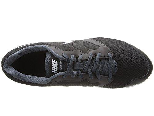Nike Herren Downshifter 6 Laufschuhe Grau weiß