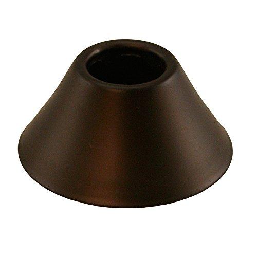 Bell Escutcheon - Jones Stephens E0605RB Escutcheon Bell Pattern, Oil Rubbed Bronze