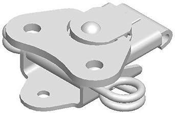 PantsSaver Gray Custom Fit Car Mat 4PC 0412142