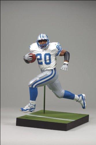 (McFarlane 2009 NFL Legends Series 5 - Detroit Lions Barry Sanders )