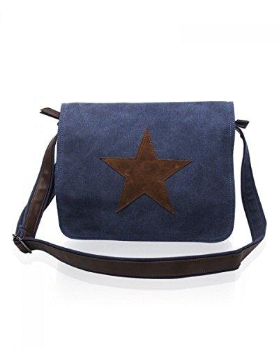 Bag Dark Candy Miss Blue Shoulder Womens 162 ZvxaH
