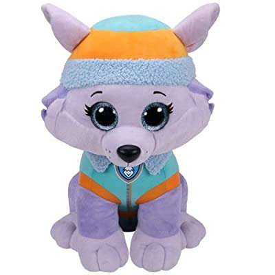 """TY Large Licensed Beanie 18"""" - Everest, Massive Perfect Plush!: Toys & Games"""