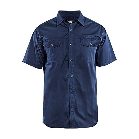 Blakläder Kurzarm-Hemd