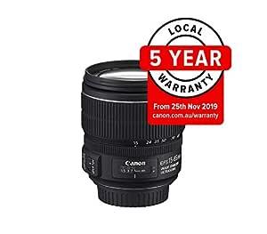 Canon EF-S 15-85mm f/3.5-5.6 is USMLens,Black(EFS15-85IS)