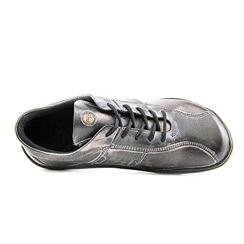 Black Footprints Santarem Santarem Leather Footprints Antique 78tq8