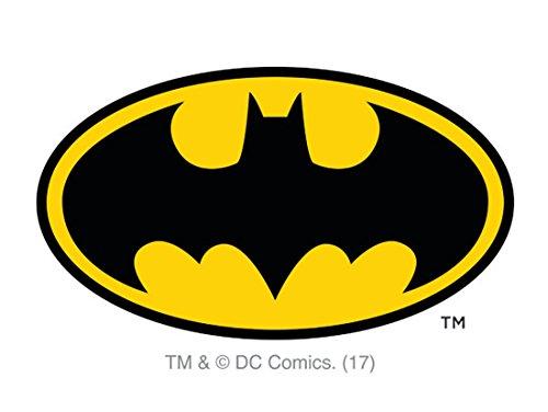 SmileMakers Batman Logo Tattoos - Prizes 144 per Pack -