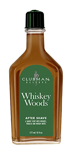 (Clubman Reserve WHISKEY Woods After Shave 6 oz)