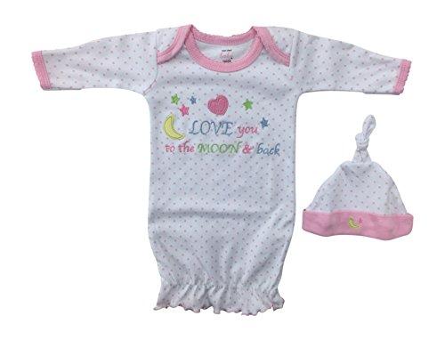 Preemie Gift - Mon Cheri Baby Baby Girls'