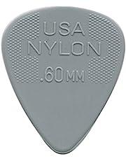 Jim Dunlop Nylon Plectrums 0.60mm (Pack van 6)