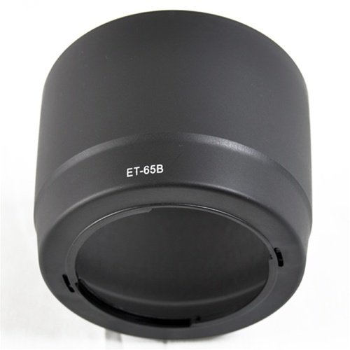 Canon Et 65b Lens Hood - CowboyStudio Lens Hood for Canon 70-300mm f/4.5-5.6 DO-IS USM, 70-300mm f/4-5.6 IS USM Lenses (replaces Canon ET-65B, ET-65 B)