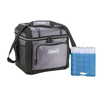 Coleman bolsa nevera soft Cooler{24} gris con batería ...