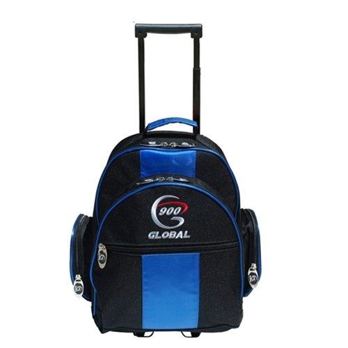 900グローバル値1ボールローラーBowling bag-ブルー/ブラック マルチ マルチ B00CO8NS9Q B00CO8NS9Q, レザークラフト優 プラス:958c9fac --- gamenavi.club