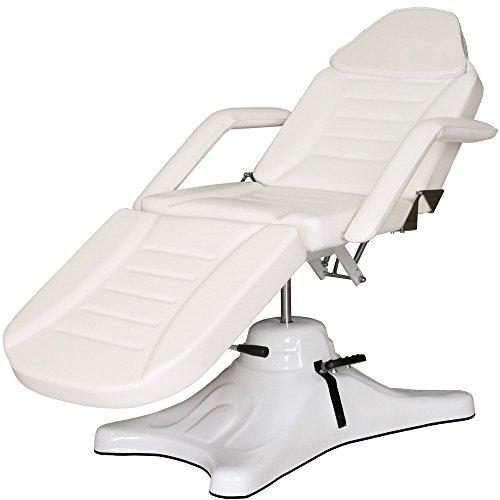 ZENON Premium Salon Massage Equipment Hydraulic Facial Tattoo Bed FB-66BE