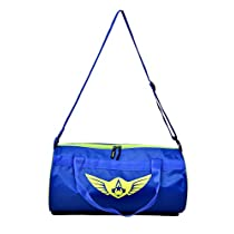 Auxter polyester gym bagblue
