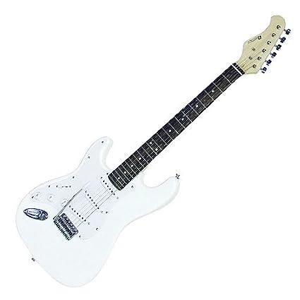 Dimaveryst-203 - Guitarra eléctrica (tanto para zurdos como para diestros), color