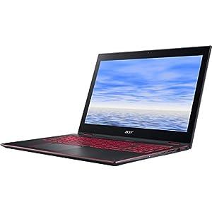 "Acer 15.6"" Nitro 5 Spin NP515-51-887W Intel Core i7 8th Gen 8550U 1.8GHz 8GB Memory 1TB HDD NVIDIA GeForce GTX 1050 Touchscreen Convertible 2-in-1 Laptop Windows 10 Home 64-Bit Model NH.Q2YAA.002"