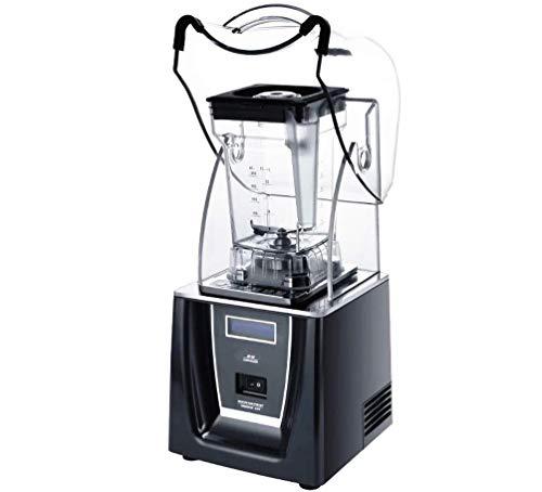 Price comparison product image 68oz Smoothie Maker Quiet Commercial Frozen Drink Slushy Blender Making Machine 110v / 220v