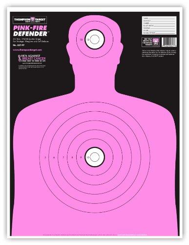rifle targets human - 4