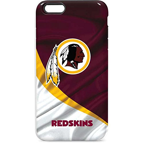 Skinit NFL Washington Redskins iPhone 6/6s Plus Pro Case - Washington Redskins Design - High Gloss, Scratch Resistant Phone Cover by Skinit