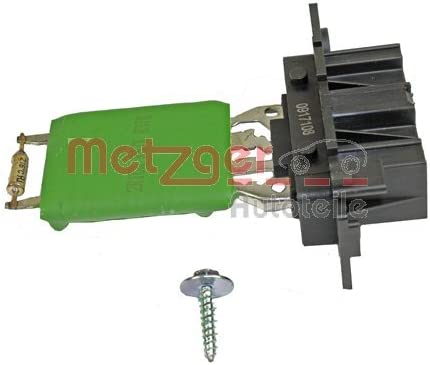 METZGER 0917108 Calefacci/ón Para Autom/óviles