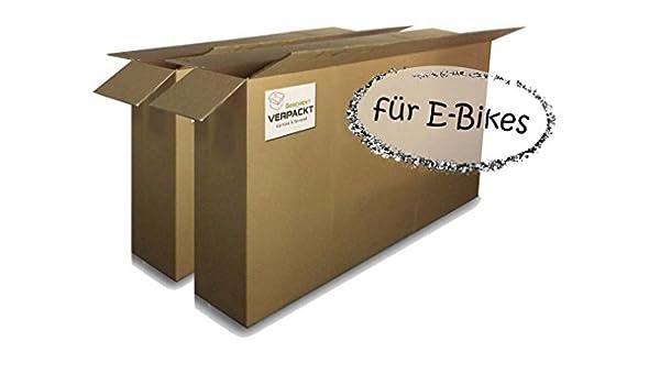 2 Stk bicicleta de cartón/del paquete (grande) 1800 x 250 x 1000 ...
