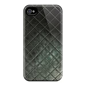 New Diy Design Leather Theme For Iphone 4/4s Cases Comfortable For Lovers And Friends For Christmas Gifts