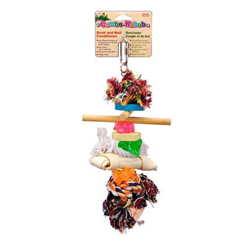 Penn Plax Combo Kabob Bird Toys,