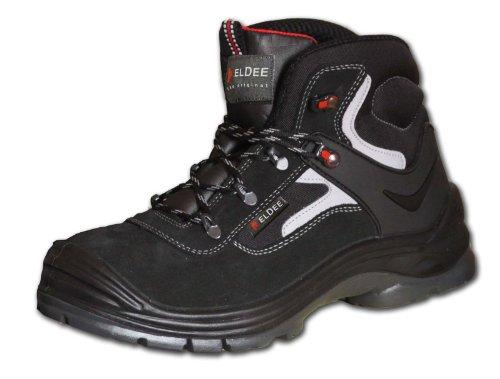 Chaussures montantes de sécurité S3 Taille: 39 El Dee Proctect Sondrio 2177 coloris noir 1 paire