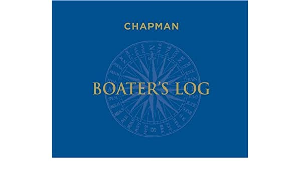 Chapman Boater's Log: John Wooldridge: Books - Amazon ca