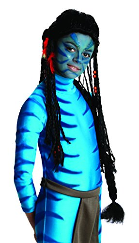 Avatar Child's Neytiri Costume Wig]()