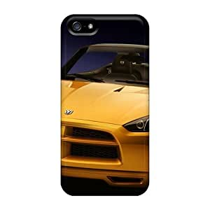 Mwaerke Iphone 5/5s Hybrid Tpu Case Cover Silicon Bumper Dodge Demon Concept