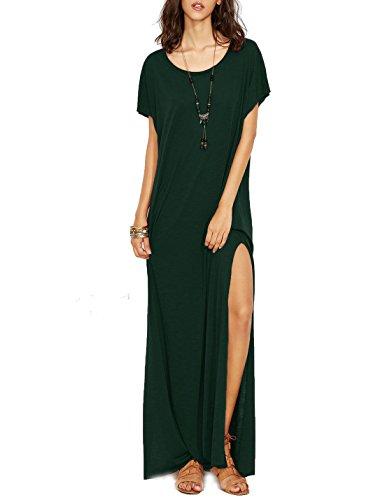 maxi dress and pumps - 7