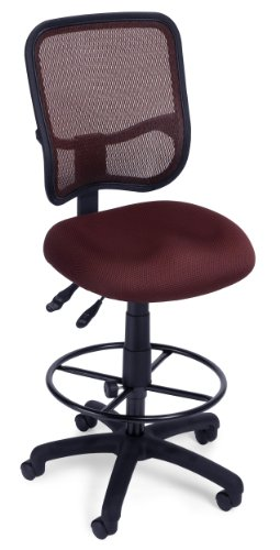OFM 130-DK-A05 Mesh Comfort Series Ergonomic Task Chair with