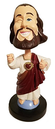 PZD Collectible Jesus Bobblehead 5.5